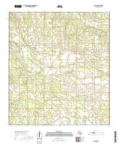 USGS US Topo 7.5-minute map for San Jose, TX 2019 - Data.gov