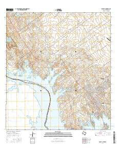 Map Of Zapata Texas.Usgs 1 24 000 Zapata Texas 14 00 Charts And Maps Onc And Tpc