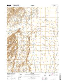 USGS US Topo 7.5-minute map for Goblin Valley, UT 2017 ... Goblin Valley Map on valley of fire map, hardware ranch map, athabasca glacier map, ogden map, fisher towers map, american fork canyon map, death valley tourist map, water quality map, coral pink sand dunes map, logan map, negro bill canyon map, red rock canyon map, cedar breaks map, tornado valley map, pelican lake map, timpanogos cave map, brian head map, little cottonwood canyon map, sego canyon map, great salt lake map,