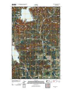 Usgs Us Topo 7 5 Minute Map For Deer Lake Wa 2011 Sciencebase Catalog