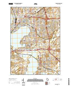 USGS US Topo 7.5-minute map for Madison East, WI 2018 - Data.gov