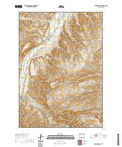 Usgs Us Topo 7 5 Minute Map For Meeteetse East Wy 2017