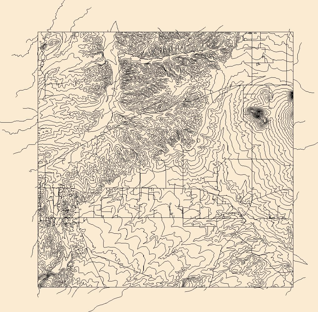 Map Of Elgin Arizona.Usgs Topo Map Vector Data Vector 13921 Elgin Arizona 20180807 For