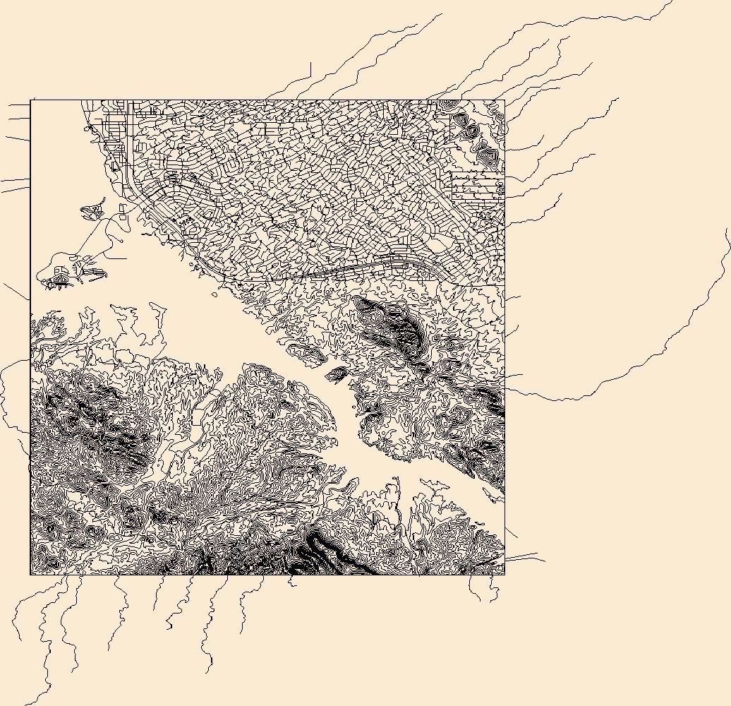 Topo Map Of Arizona.Usgs Topo Map Vector Data Vector 24458 Lake Havasu City South