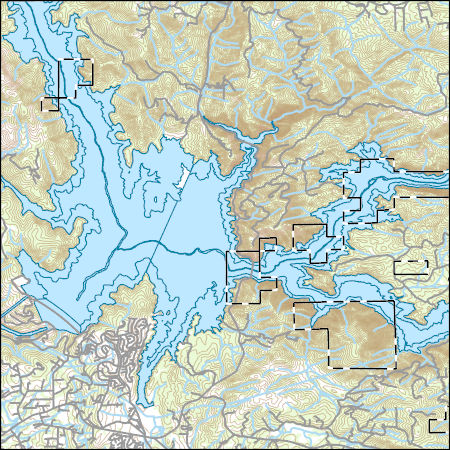 Map Of California Oroville Dam.Usgs Topo Map Vector Data Vector 33470 Oroville Dam California