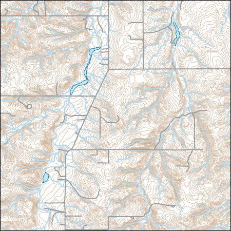 Nw Colorado Map.Usgs Combined Vector For Kiowa Nw Colorado 20160906 7 5 X 7 5
