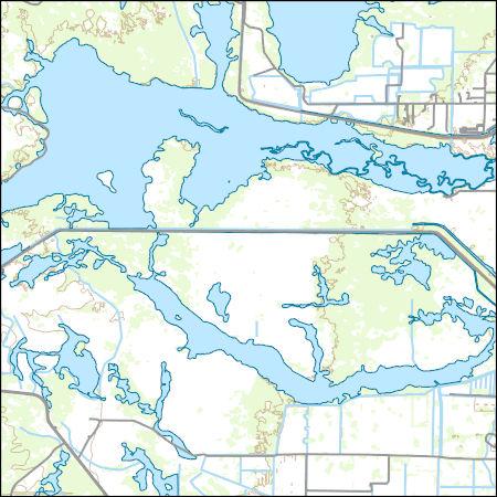 Topo Map Florida.Usgs Topo Map Vector Data Vector 24736 Lakeport Florida 20180626