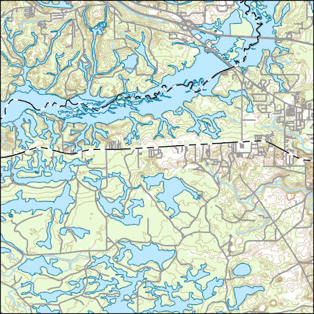 Midway Florida Map.Usgs Topo Map Vector Data Vector 29169 Midway Florida 20180626