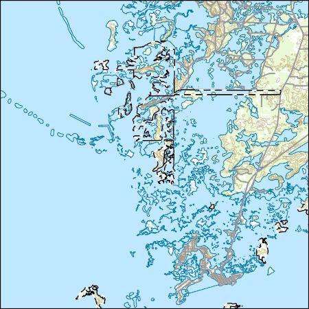 Cedar Key Florida Map.Usgs Topo Map Vector Data Vector 7814 Cedar Key Florida 20180626