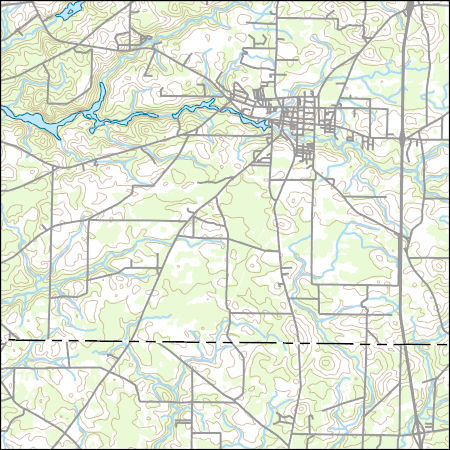 Map Of Vienna Georgia.Usgs Topo Map Vector Data Vector 46909 Vienna Georgia 20180208