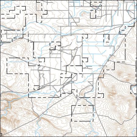 USGS Topo Map Vector Data (Vector) 26071 Little Valley, Idaho ...