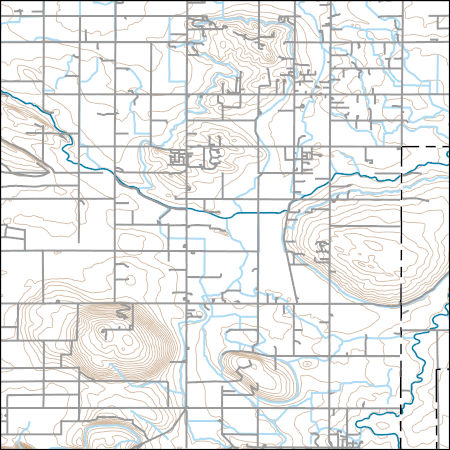 Melba Idaho Map.Usgs Topo Map Vector Data Vector 28708 Melba Idaho 20170706 For