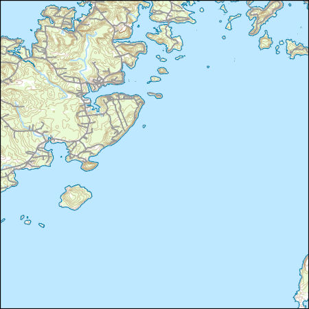 Tenants Harbor Maine Map.Usgs Topo Map Vector Data Vector 44544 Tenants Harbor Maine