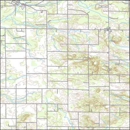 Mecosta Michigan Map.Search Results Sciencebase Sciencebase Catalog