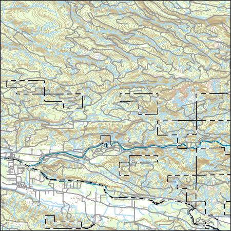 Lyons Oregon Map.Search Results Sciencebase Sciencebase Catalog