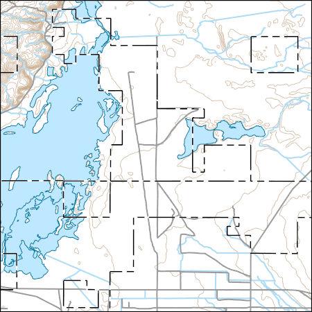 USGS Topo Map Vector Data (Vector) 2172 Baker Hot Springs, Utah ...